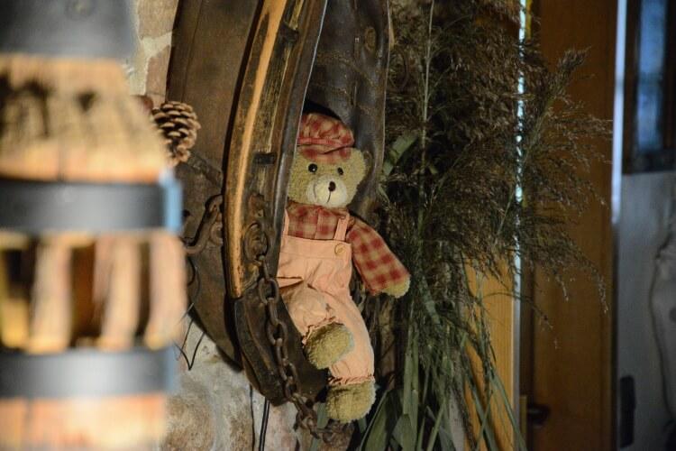 Bär, Teddybär